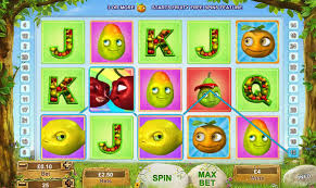 online hedelmäpelin kuva